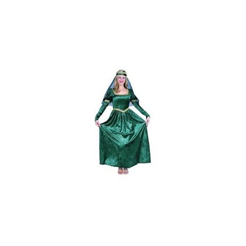 Renaissance Princess-Green