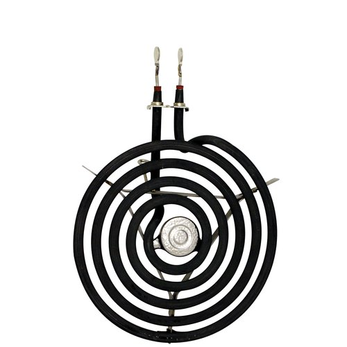 Range Kleen 1 Small Burner Element, 5 Turns, Style B, Fits Plug-In Electric Ranges GE, Hotpoint, Kenmore, RCA