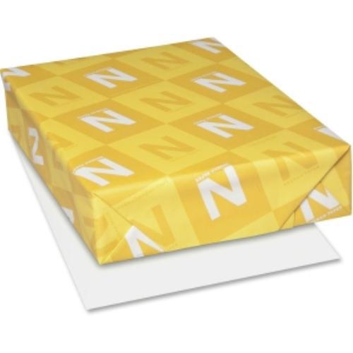 "Neenah Paper Capitol Bond Bond Paper - For Inkjet, Laser Print - Letter - 8.50"" X 11"" - 24 Lb Basis Weight - Light Cockle - 96 Brightness - 500 / Ream - White (b622)"