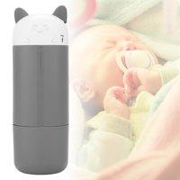 YLSHRF Grey Bimirth Portable UV Ozone Sterilizer for Baby Nursing Bottle Toy, Nursing Bottle Sterilizer, Ozone Sterilizer