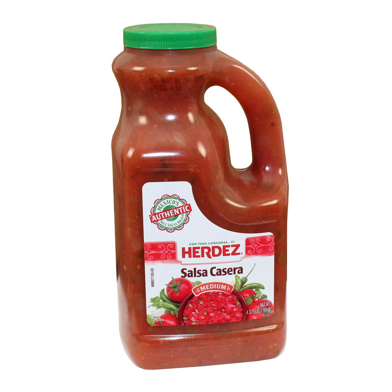(Price/case)Herdez 52725 6/70Oz Salsa Casera Medium