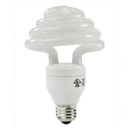 Fluorescent Color Temp (FE-US-30W-50K - 30 Watt CFL Light Bulb - Compact Fluorescent - - 125 W Equal - 5000K Full Spectrum - Min. Start Temp. 0 Deg. F - 80 CRI -)
