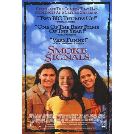 Smoke Signals (1998) 27x40 Movie Poster