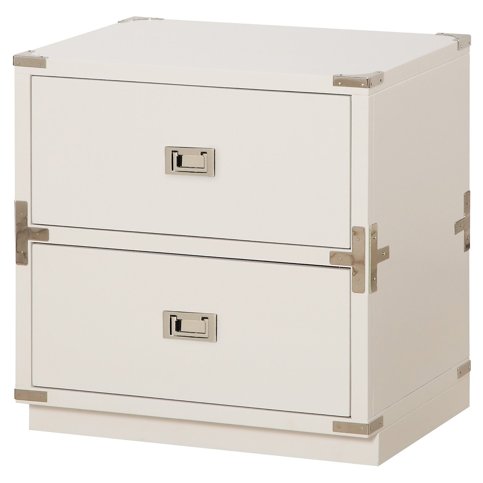Wellington 2-Drawer Cabinet