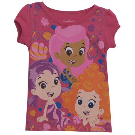 Mighty Fine - Bubble Guppies Cast Cartoon Mighty Fine Toddler T