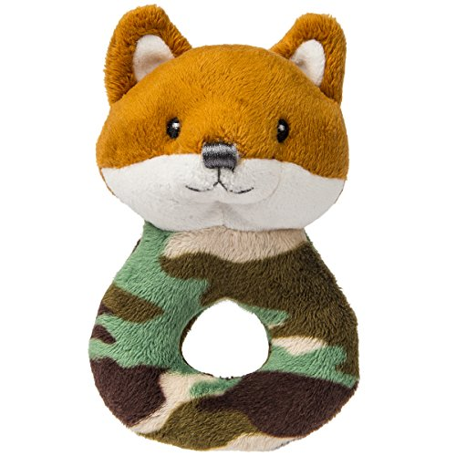 Mary Meyer Little Camo Fox Soft Rattle