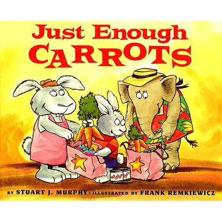 Just Enough Carrots : Comparing (Just Carrots)