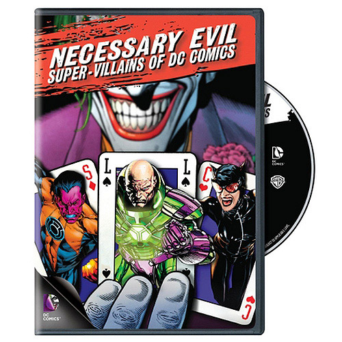 Necessary Evil: The Villains Of DC Comics (Widescreen)