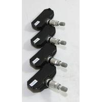 1Set 4PCS Tire Pressure Sensor TPMS for Kia 08-11 Rio-5 07-09 Spectra-5 Lo-line 1206 1029/ 52933-2F000/ 28849