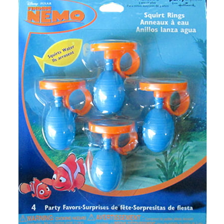 Finding Nemo Squirt Rings - Squirt Finding Nemo Costume