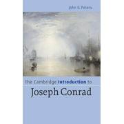 Cambridge Introductions to Literature (Hardcover): The Cambridge Introduction to Joseph Conrad (Hardcover)