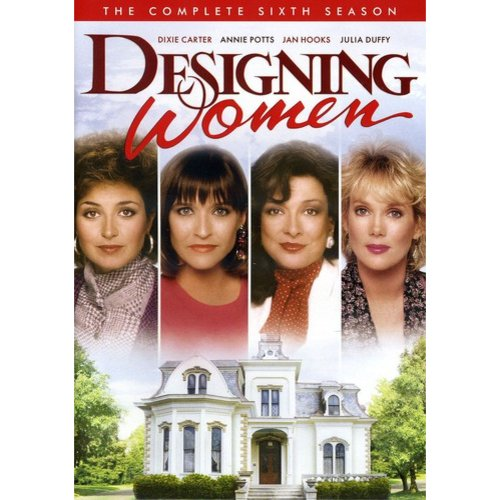 Designing Women: The Complete Sixth Season (Full Frame)
