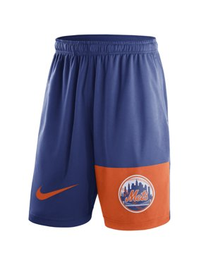 New York Mets Nike Cooperstown Collection Dry Fly Shorts - Royal