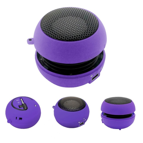 Wired Speaker Compatible with HTC Google Nexus 9 Tablet Portable Audio Multimedia Rechargeable Black