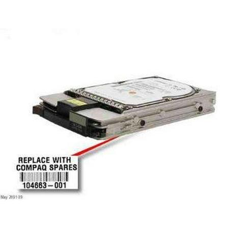 18.2 Gb U160 Scsi (COMPAQ 388144-B22 388144-B22 - Compaq 18.2gb Universal Hot-plug Wide Ultra2 Scsi)