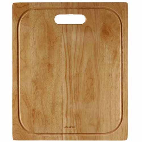 "Houzer CB-4100 Endura Hardwood Cutting Board, 14.75"" x 17.75"""