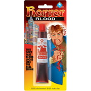 Star Power Gory Halloween Horror One Size (20 mL) Fake Blood, Red