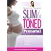 Best Barre Dvds - Suzanne Bowen's Slim & Toned Prenatal Barre Workout Review