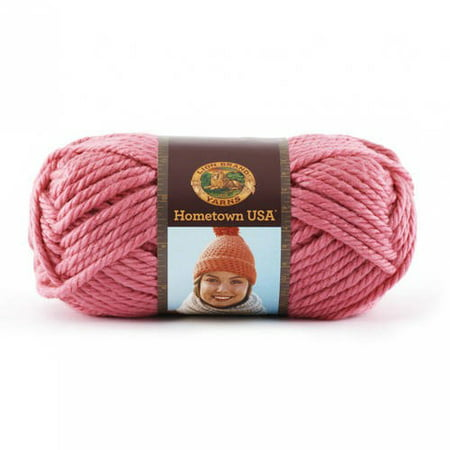 Lion Brand Yarns Hometown Usa Acrylic Yarn 1 Each Walmartcom