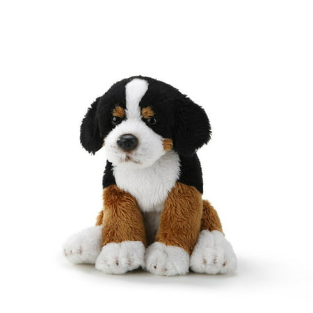 Bernese Mountain Dog Beanbag 5.5 inch - Stuffed Animal by Nat &