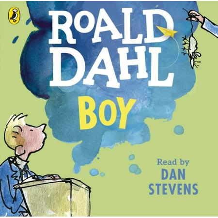 Boy: Tales of Childhood (Dahl Audio) (Audio CD)