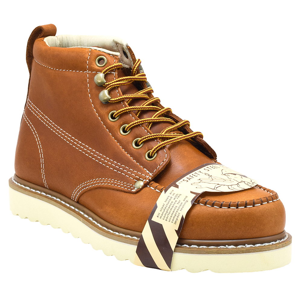 work boots moc toe boot insulated