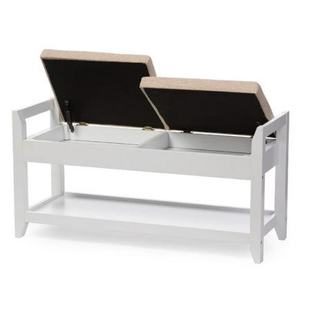 Terrific Latitude Run Troyer Storage Bench Walmart Com Onthecornerstone Fun Painted Chair Ideas Images Onthecornerstoneorg