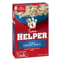 (6 Pack) Tuna Helper Tuna Creamy Pasta, 5.5 oz Box