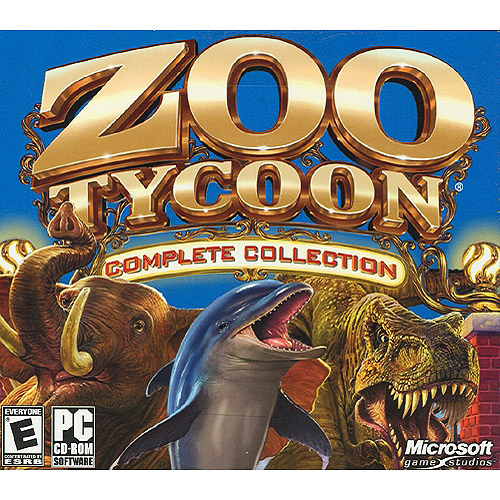 Zoo Tycoon Complete Collection Pc Walmart Com