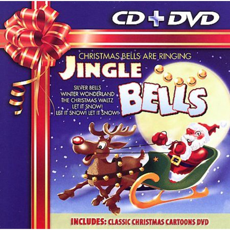 Jingle Bells/Jingle Bells: Classic Cartoon (Includes DVD) ()