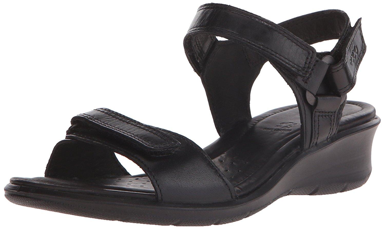 ECCO Womens Felicia Open Toe Casual Ankle Strap Sandals by Ecco