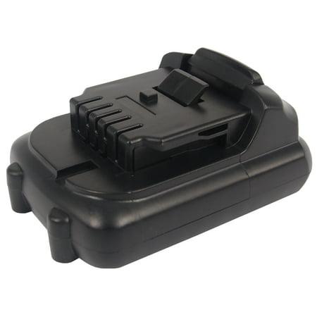 Cameron Sino replacement Power Tools Battery for DeWalt 12V MAX Li-ion, DCD700, DCD710, DCD710S2, DCF610, DCF610S2, DCF805, DCF813, DCF813S2, DCF815, DCF815N, DCF815S2, DCK210S2, DCK211S2, DCL040,