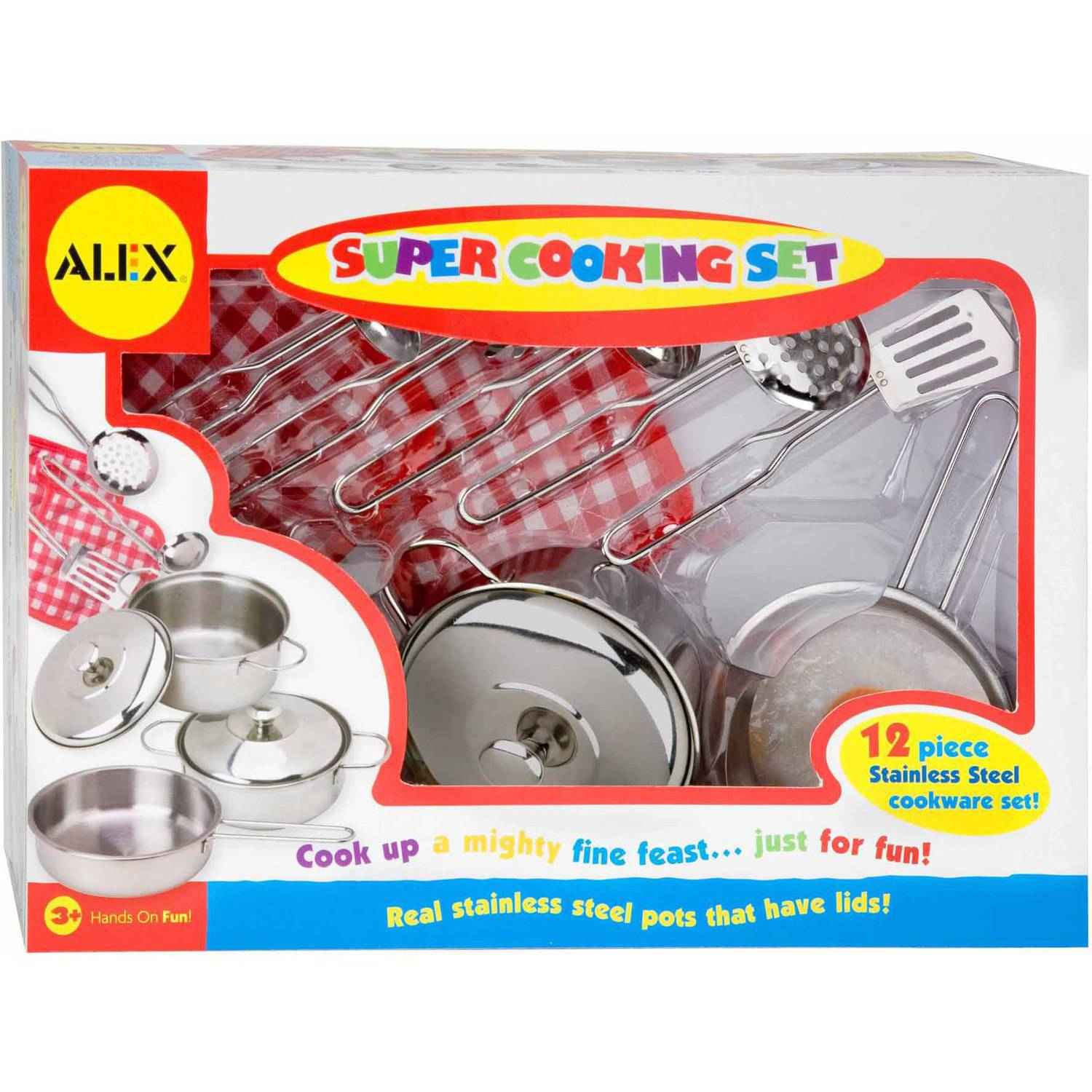 ALEX Toys Super Cooking Set