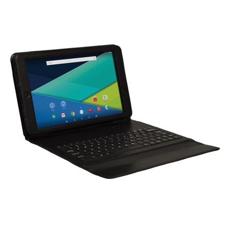 Visual Land Prestige 10 1   Quad Core Tablet 16Gb Includes Keyboard Case