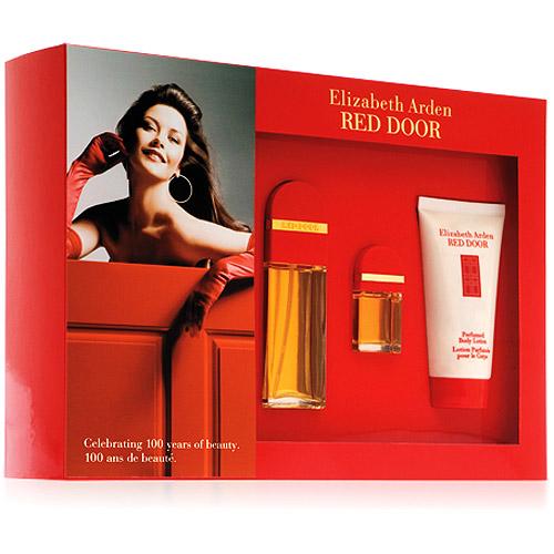 Red Door 3 Piece Gift Set for Women
