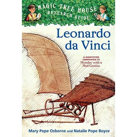 Leonardo Da Vinci : A Nonfiction Companion to Magic Tree House # 38: Monday with a Mad