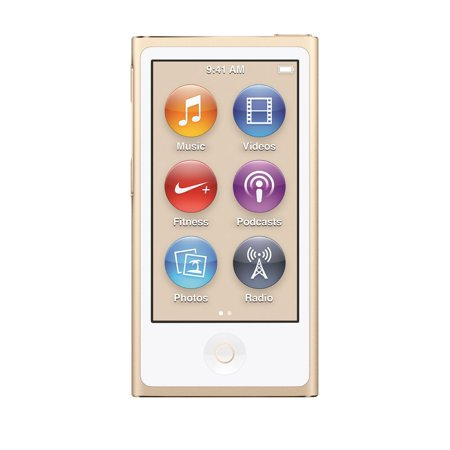 Apple iPod Nano 8th Generation 16GB Gold ,Like New in Plain White Box
