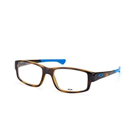 Oakley OX8104-03-54 Traildrop Men's Tortoise Frame Genuine Eyeglasses New In Box (Lila Frame Oakleys)