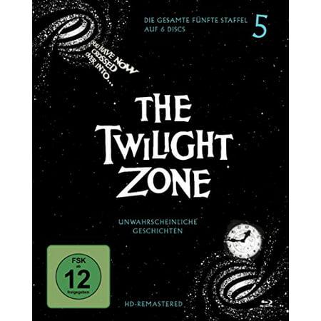 The Twilight Zone (Season 5) - 6-Disc Set ( The Twilight Zone - Season Five ) [ NON-USA FORMAT, Blu-Ray, Reg.B Import - Germany