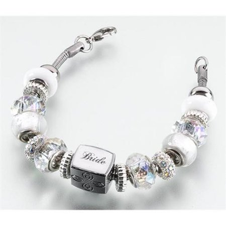 Bride Charm Bracelet](Wedding Bracelets For Bride)