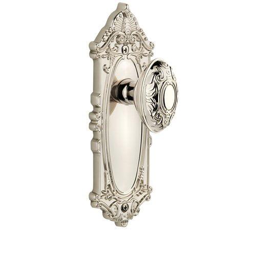 Grandeur Grande Victorian Single Dummy Door Knob
