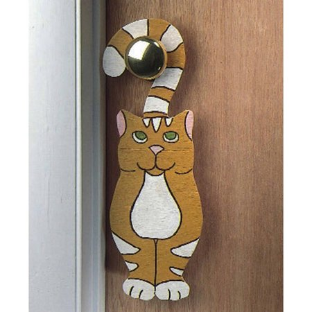 Unfinished Doorknob Hangers, Pack of 24 (Girls Door Knob Hanger)