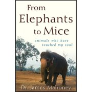 From Elephants to Mice : Animals Who Have Touched My Soul (Paperback)