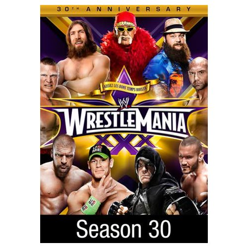 WWE: WrestleMania 30 (2014)