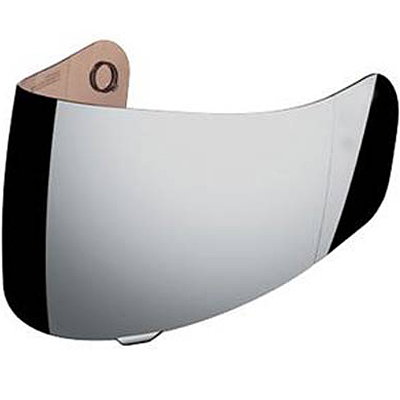 AFX FX-120 Replacement Shield Mirror Silver