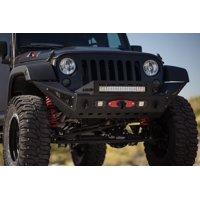 Addictive Desert Designs 07-18 Jeep Wrangler JK Stealth Fighter 20in LED Hoop