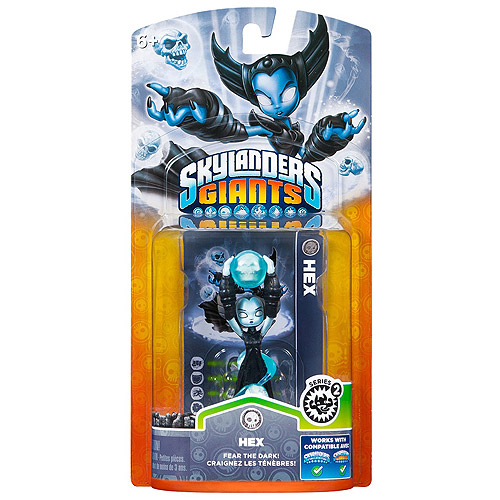 Skylanders Giants: Hex (Series 2) (Universal)