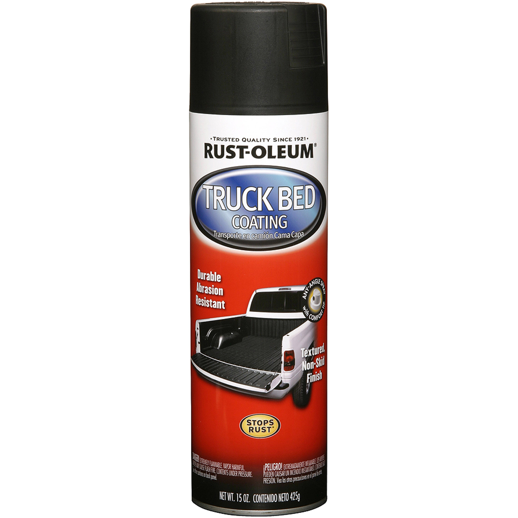 Rust-Oleum Auto Truck Bed Coating, Aerosol