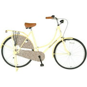 "28"" Hollandia City Leopard Women's Cruiser Bike"