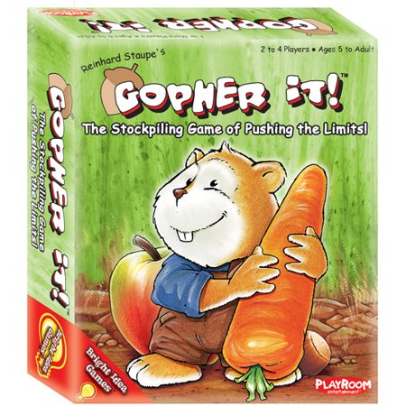 Playroom Entertainment Gopher It